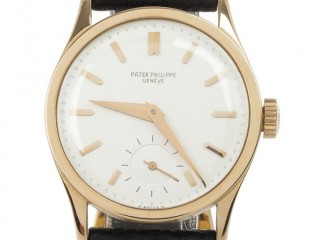 Patek Philippe Yellow Gold Calatrava 2451