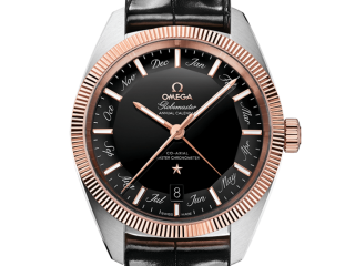 OMEGA - Constellation GLOBEMASTER OMEGA CO‑AXIAL MASTER CHRONOMETER CALENDRIER ANNUEL 41 MM