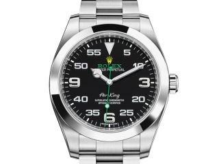 ROLEX - AIR-KING OYSTER PERPETUAL