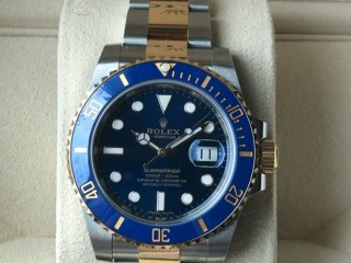 ROLEX Submariner Date Blue Dial Automatic