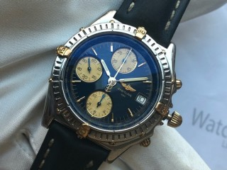 BREITLING Chronograph Two Tone