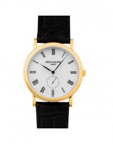 patek-philippe-calatrava-calatrava-mechanical-white-dial-mens-watch36mm-big-0
