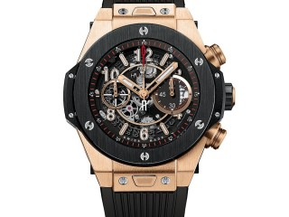 Hublot Big Bang Unico King Gold Ceramic Watch 45mm