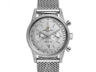 BREITLING Transocean Chronograph 38 Men's Watch