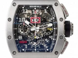 Richard Mille RM 011 Felipa Massa Titanium Chronograph